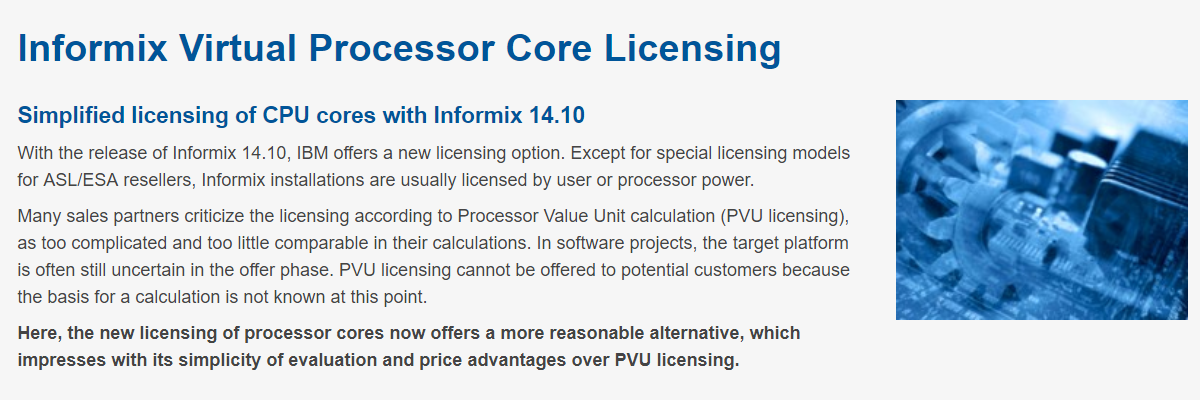 Virtual Processor Core licensing (03.05.19)
