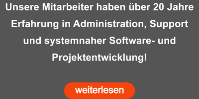 Informix Monitoring und Support